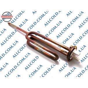 ТЭН водонагревателя 2000W 220V RECO фланцевый медь 265+150mm M6 WTH102UN