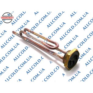 ТЭН водонагревателя 2000W 220V Thermowatt резьба 1-1/4 медь 200+260mm М6мм WTH023UN