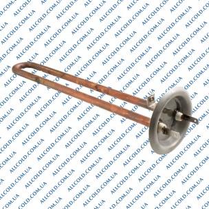 ТЭН водонагревателя Thermex  700W 230V Thermowatt 240mm фланцевый медь M4 WTH000TX