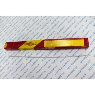 Припой Castolin 196 FС для пайки алюм / медь  с флюсом (упаковка 0,2кг./23-27прут..)