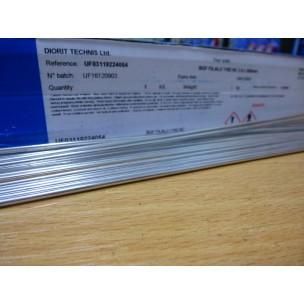Припой LUCAS Filalu 1192 NC  для пайки алюминия с флюсом 0,005кг/1пруток