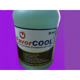 спрей FavorCool Sb-910 (0,5л.)  испаритель +фильтр  Зелёный