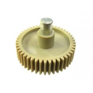 Шестерня для мясорубки Moulinex с мет. шток/ шестигранник смещенный D82mm (G044)