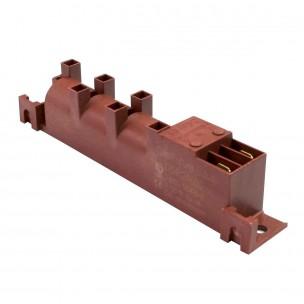 Блок электроподжига на 6 выводов для кухонных плит