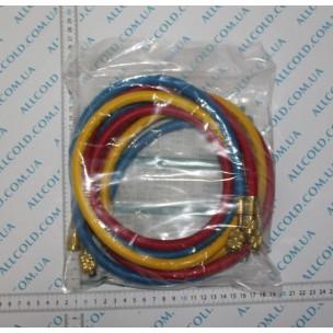R-410a  Заправочный шланг СТ   0.9m ( комплект )