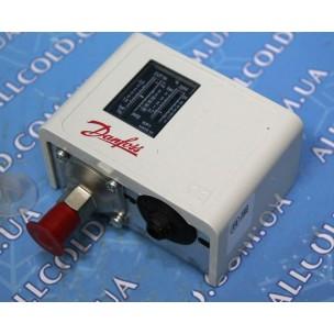 Реле давления Danfoss КР-1 (низкого давления)