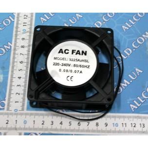 Вентилятор SUNON квадрат 92х92мм.(уменьшенный)