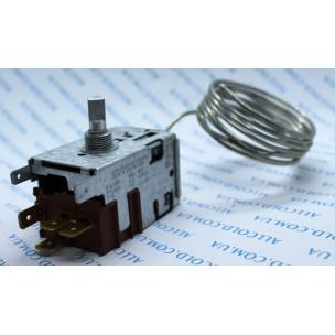термостат Danfoss   077В6208 1,1м (двухкамерн)  (  VDH )