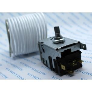 термостат Danfoss 077B3509L  2,5m.воздушный для морозильної камери NoFrost C00289013 /   (аналог ТАМ-135)
